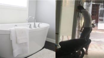 去摩鐵洗澡…隔壁傳熟悉呻吟 驚見女友激戰大叔