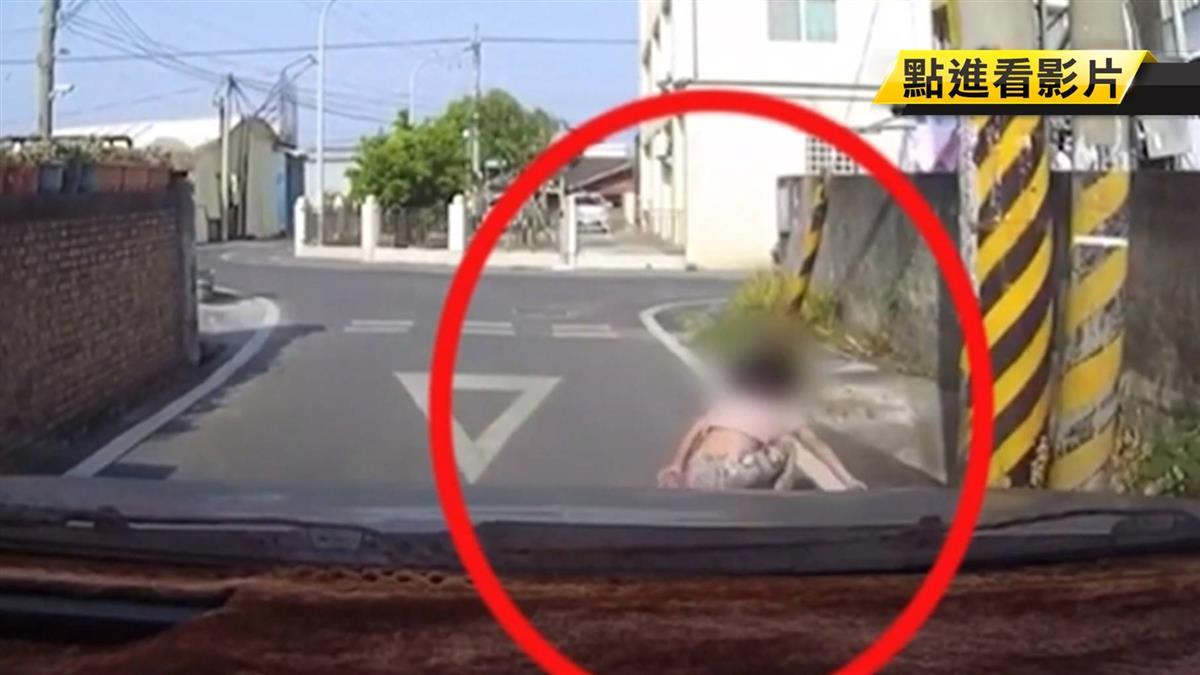 女童衝出遭撞飛 駕駛嚇傻:她突然跑出來...