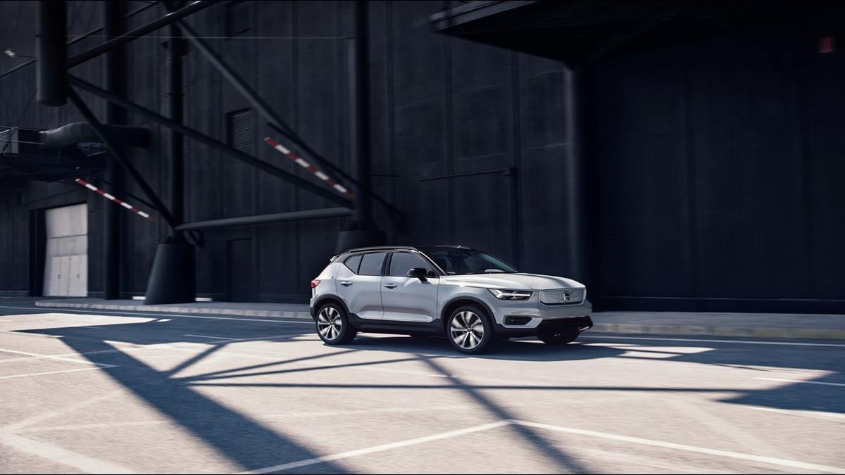 Volvo首款純電動車登場!售價低於150萬元送一年免費充電