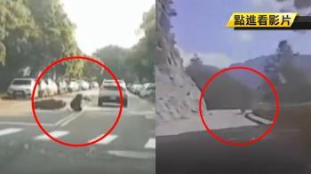 碰!新竹機車撞轎車皮肉傷 花蓮重機自摔男慘死