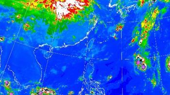 博羅依持續增強!這天起雨區擴大 清晨低溫探16度