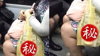 羞!隔壁女乘客帶巨大姊夫出門… 網驚:快去幫