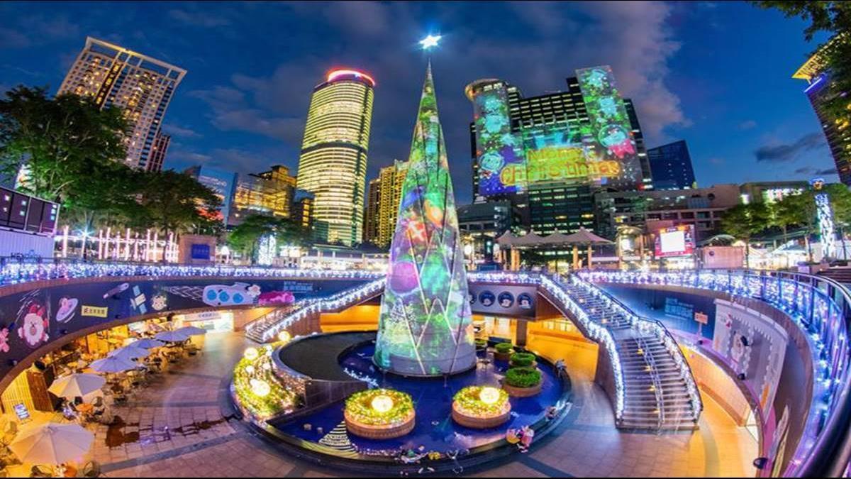 燈海、市集、演唱會 「新北歡樂耶誕城」開城時間曝光