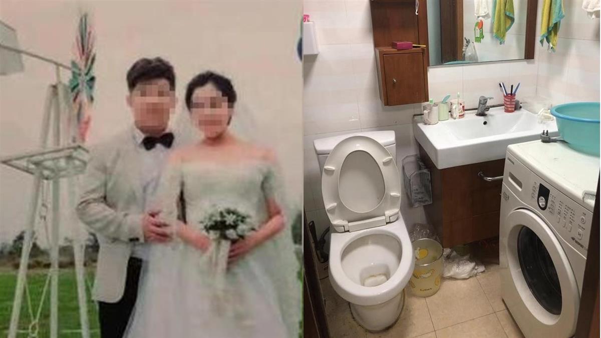 24歲男按馬桶沖水!下秒被臭死 嫩妻破門也慘死
