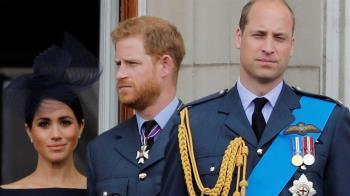 英國王室:哈里談「壓力」 威廉感「擔憂」