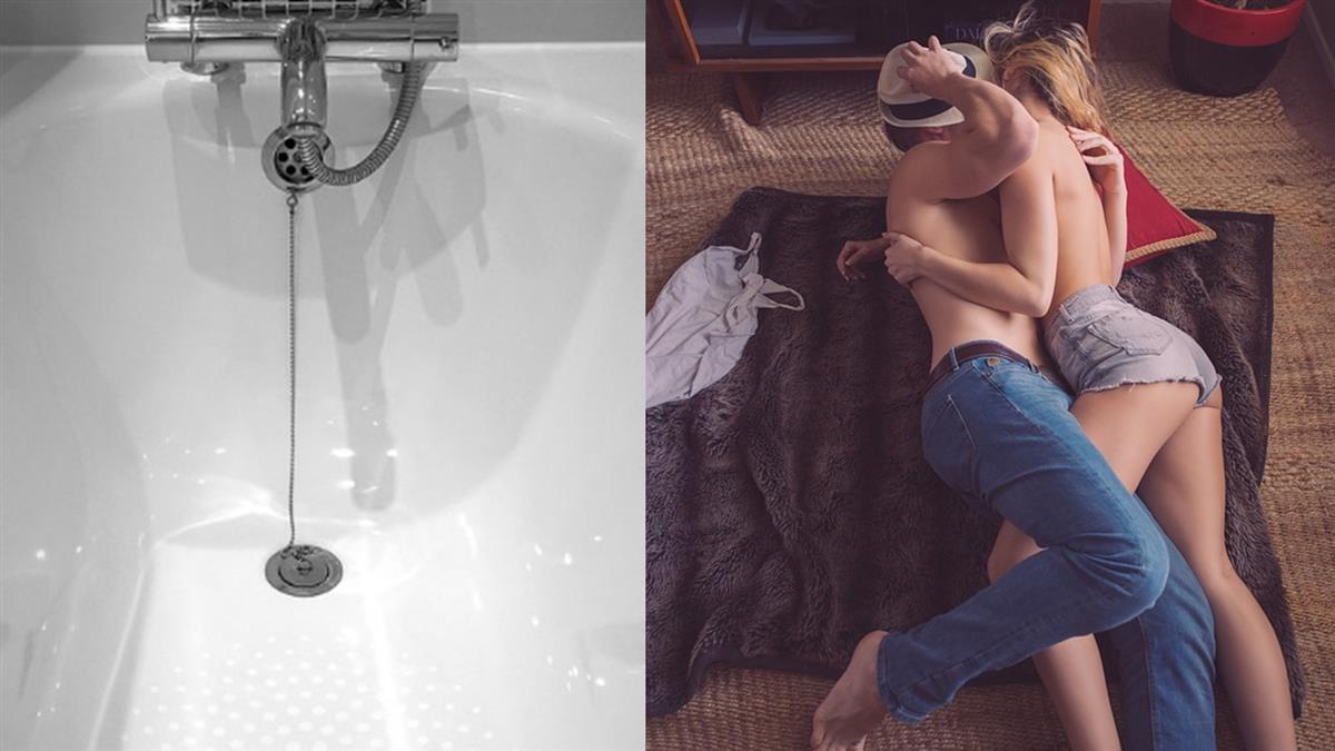 約洗殘廢澡!女深情舔全身 男完事後超慘