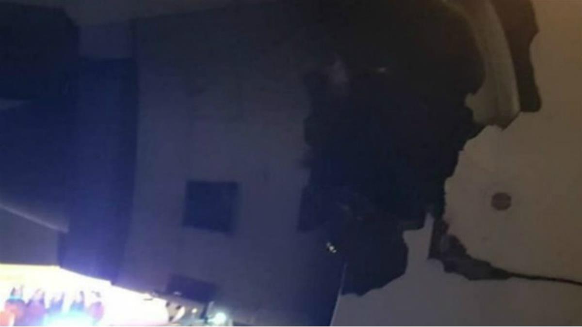 泰航波音777起飛傳爆炸聲!現大裂縫嚇壞乘客