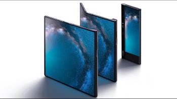 摺疊機成新趨勢!11月上市 華為Mate X售價7.3萬起