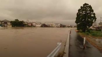 半天下完整月份雨量 日千葉縣大雨成災釀8死