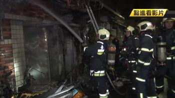 公寓前7機車遭燒燬 疑人為縱火釀禍