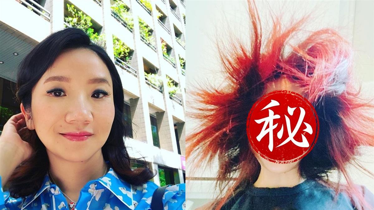 49歲陶晶瑩素顏照曝光 認不出 東森新聞 炸毛自拍