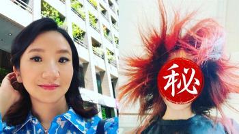 炸毛自拍!49歲陶晶瑩素顏照曝光 網驚:認不出