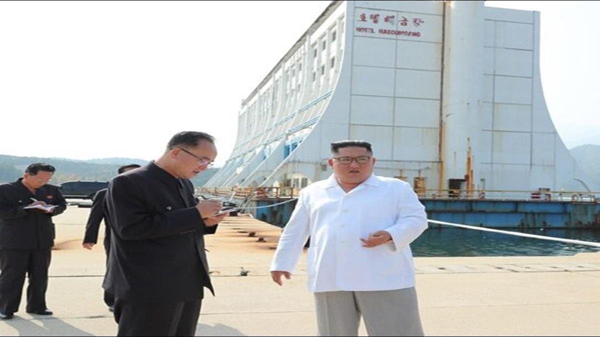 南韓蓋的旅館不符合北韓美學 金正恩嫌爛:把它拆了
