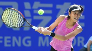 謝淑薇WTA女雙小組賽2連勝 預計提前晉4強