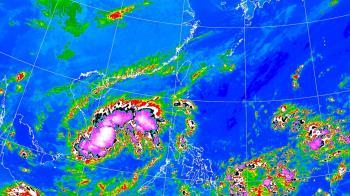 麥德姆颱風生成!北部4縣市發布大雨特報