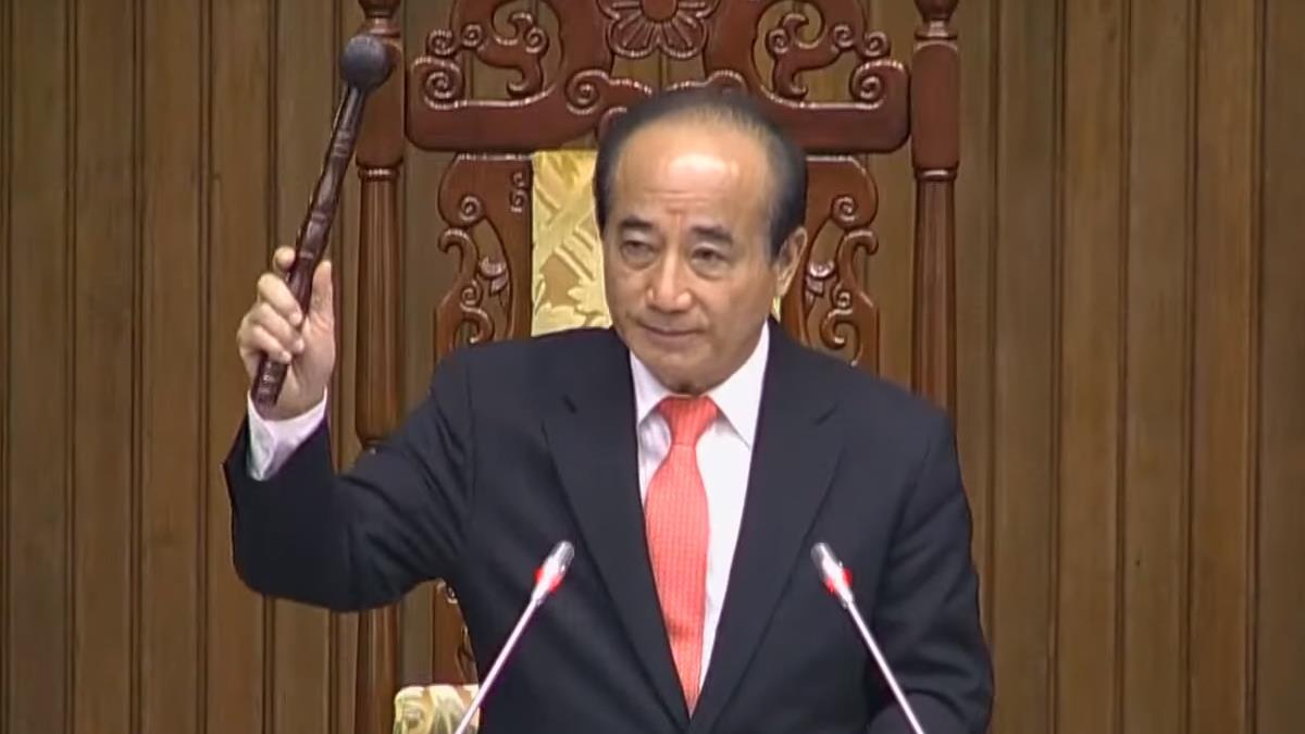 院長任內通過3566案 朝野立委肯定王金平