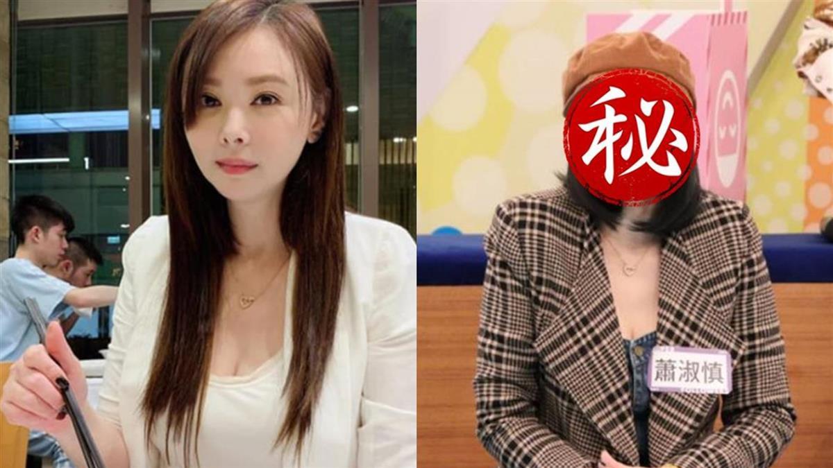 差超多!43歲蕭淑慎素顏照瘋傳 網嚇:太離譜