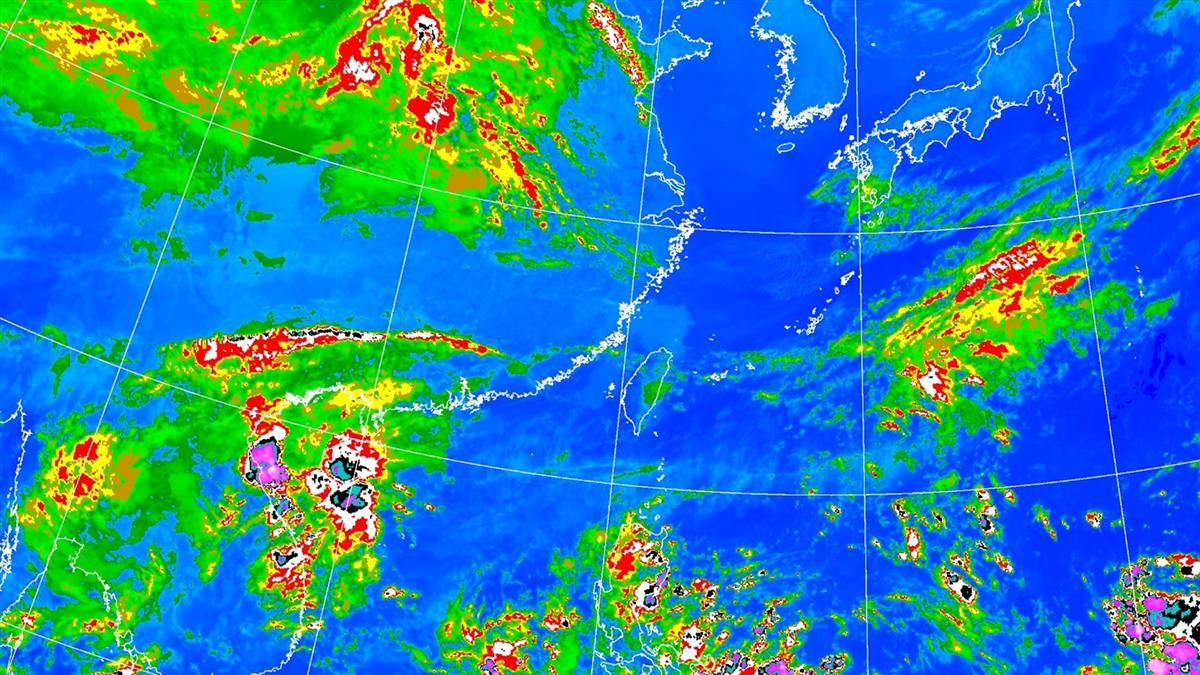 宜蘭嚴防超大豪雨!下週連5天雨區出爐