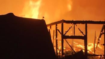 心痛!世界遺產沖繩首里城 3大殿遭大火吞噬