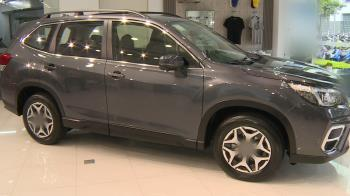 Subaru Forester 安全理念設計全方位