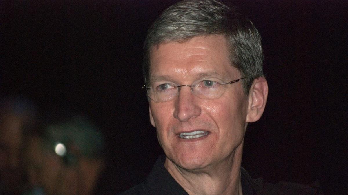 蘋果CEO庫克接受外媒專訪:從不後悔公開出櫃