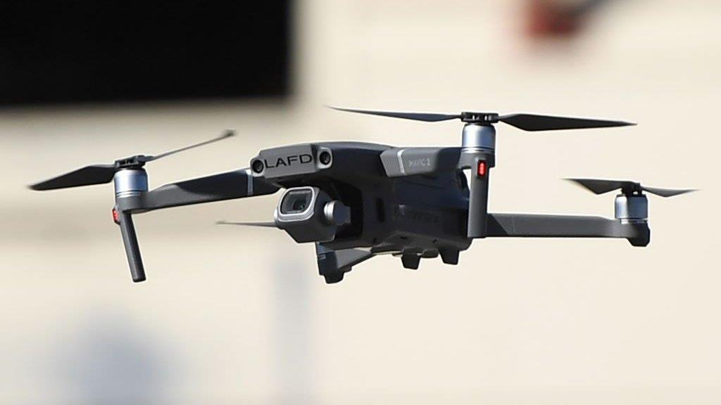 擔憂中國「間諜活動」,美國政府機構停飛800架無人機