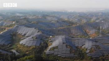 中國以驚人速度興建太陽能電廠 為何煤炭發電仍是主流?