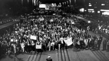 撼動共產黨政權的示威:1989年東德垮台導火索