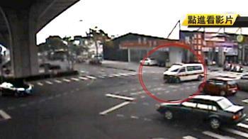 接獲有人尋短!救護車出動遭撞…竟是謊報