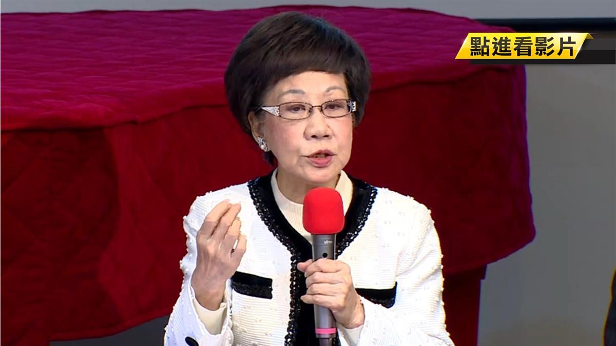 總統連署2日截止 呂秀蓮質疑遭到刁難