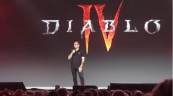 《暗黑破壞神IV》來了! 3職業公布 劇情更黑暗血腥