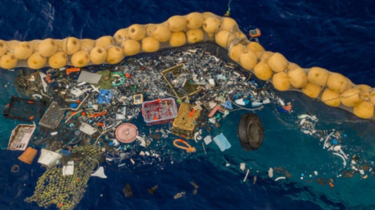 公海大清理! 終極目標「消滅半個太平洋垃圾帶」