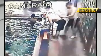唐氏症遭67歲男推入泳池!重摔傷口慘感染