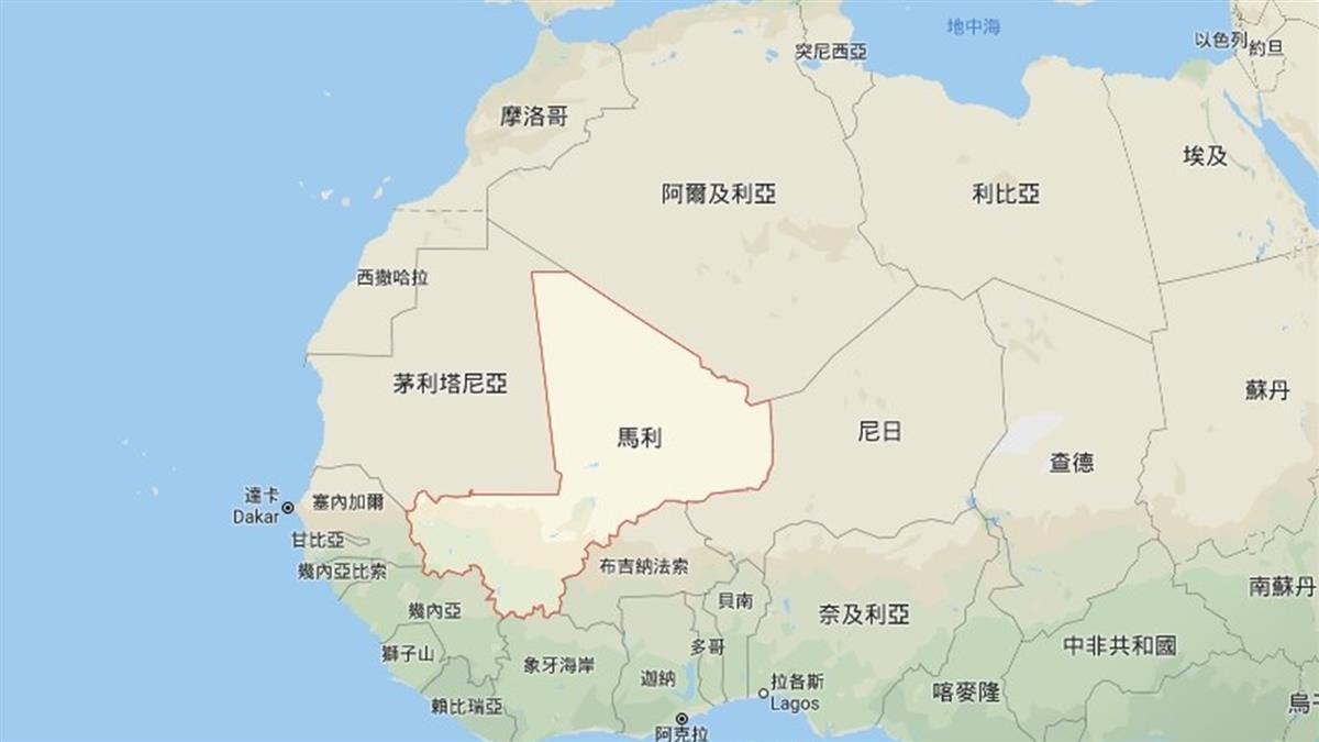 馬利東北部軍方據點遇襲54死 IS宣稱犯案