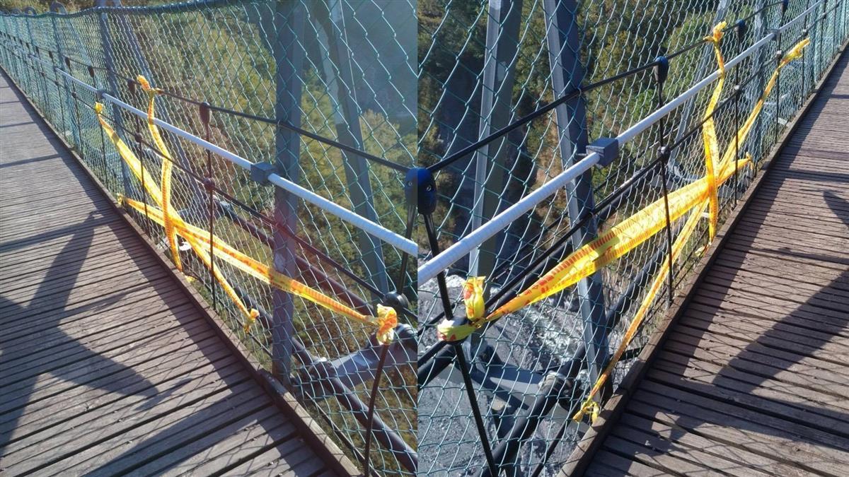 80M高空落下! 2歲男童墜奧萬大吊橋不治