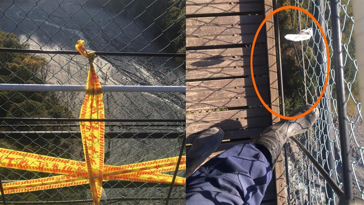 2歲童墜奧萬大吊橋慘死!致命原因終於曝光
