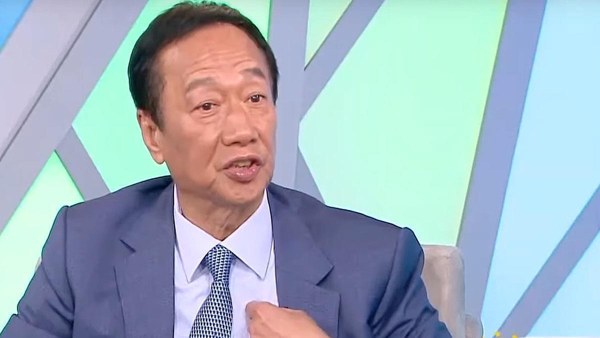 鴻海市值衝上1.2兆 10月飆漲20% 郭台銘財產增202億