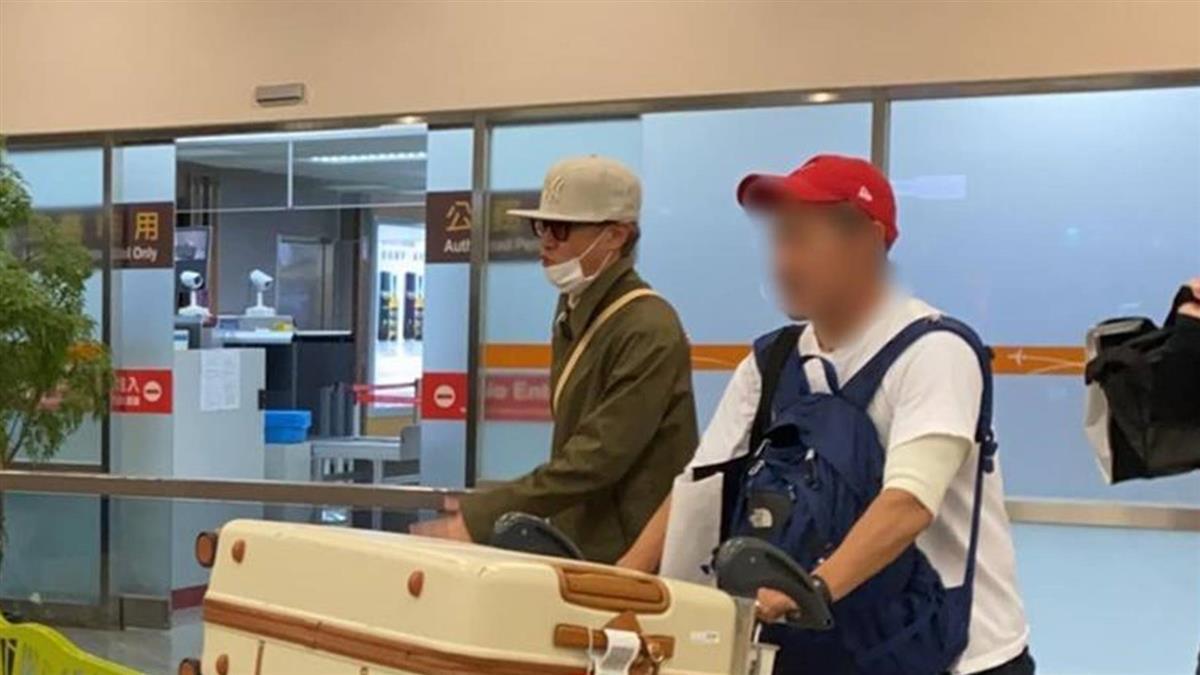 捕獲野生SMAP隊長 中居正廣低調來台應援日本棒球隊