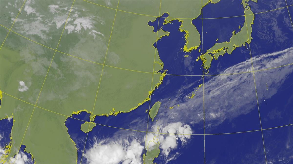 24號颱風「娜克莉」恐生成!模擬路徑曝光