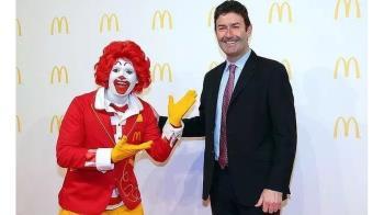 麥當勞總裁談戀愛被炒魷魚 只因對象是下屬有違公司價值