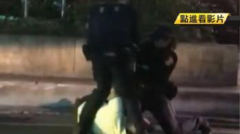 醉男搶搭計程車爆衝突 控警察打人執法過當