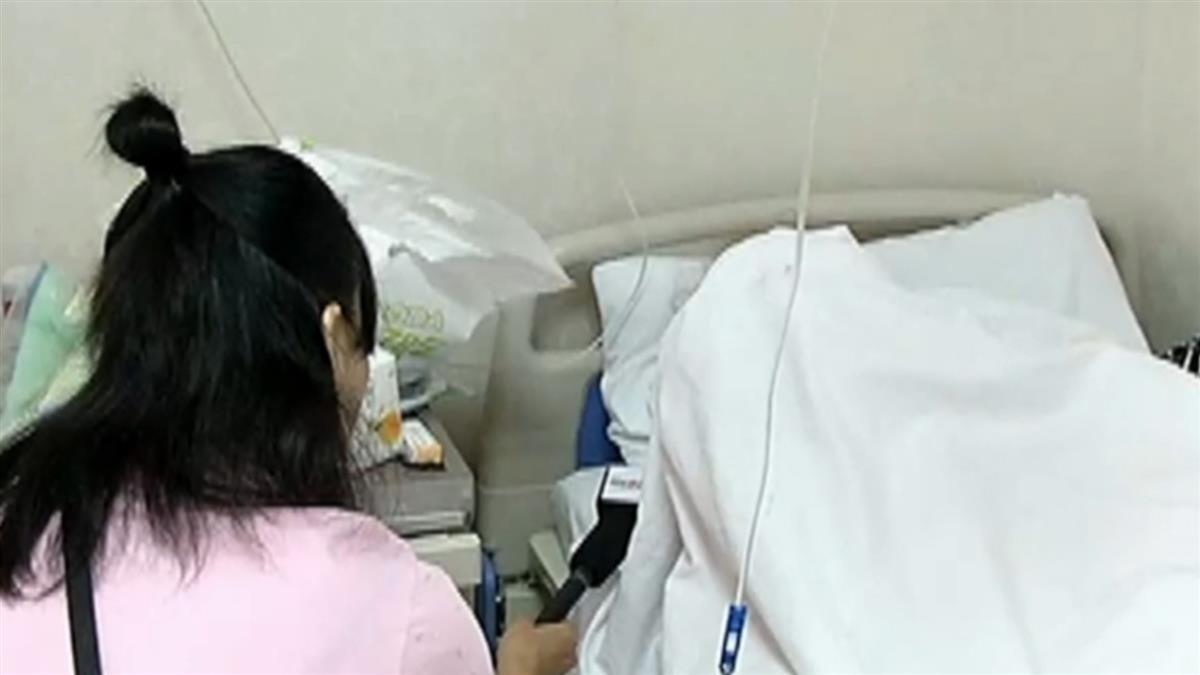 1個月沒XX!23歲女下體流噁汁 醫:史上最離奇