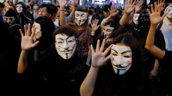 香港示威:經濟下滑會否差過「非典沙士」和金融危機時期