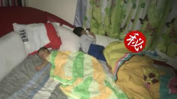 女嫁英國6年…閨房都沒變!3男躺床網狂歪樓