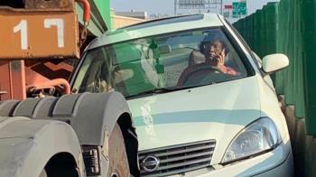 大貨車疑剎車失靈!國道三號追撞10車釀6傷