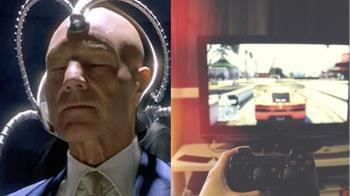 黑科技降臨?癱瘓男用腦波嗨玩《FFXIV》科幻小說將成現實~?