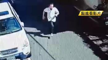 違規2度拒檢!警連開6槍嚇 惡駕棄車逃逸