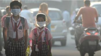 印度德里慘變毒氣室!空汙原因曝光
