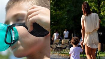 7歲童喝水嘔吐亡!繼母急報案…警揭恐怖陰謀