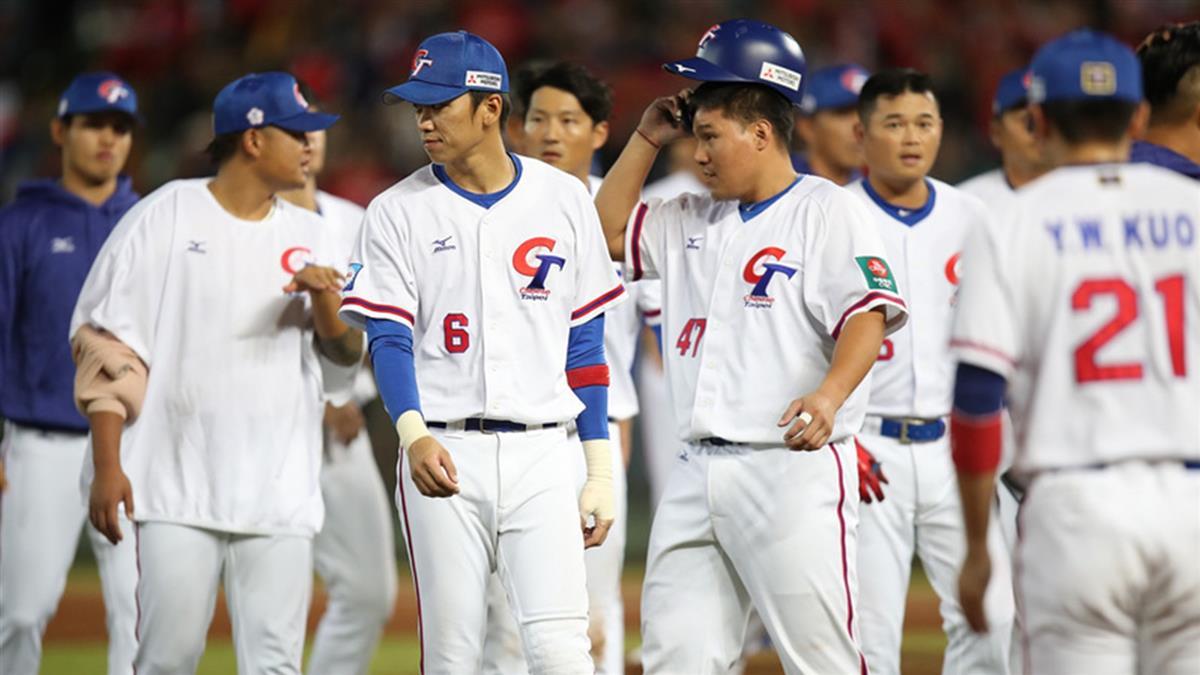 12強中華隊欠缺關鍵一擊輸日本  分組第2晉級
